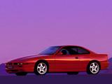 BMW 850CSi (E31) 1992–96 images
