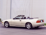 Images of BMW 840 Ci Convertible by NCE (E31) 1993–99