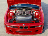 Images of BMW M8 Prototype (E31) 1990