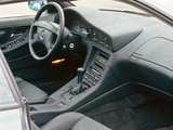 Photos of BMW 850 CSi (E31) 1992–96