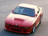 Pictures of BMW M8 Prototype (E31) 1990
