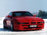 Koenig KS8 Turbo wallpapers