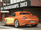 AC Schnitzer V8 Topster Concept (E85) 2003 pictures
