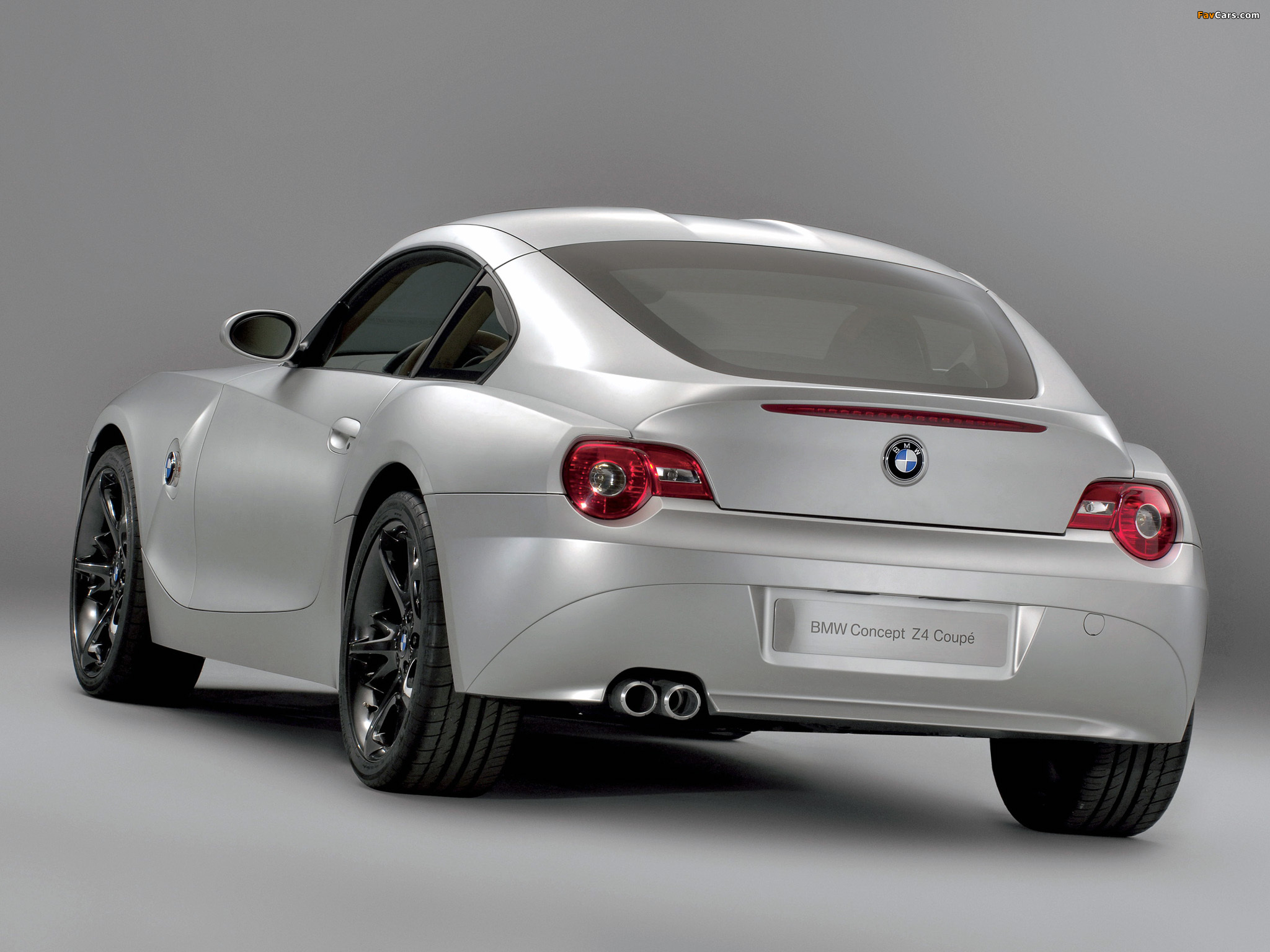 BMW Z4 Coupe Concept (E85) 2005 wallpapers (2048x1536)