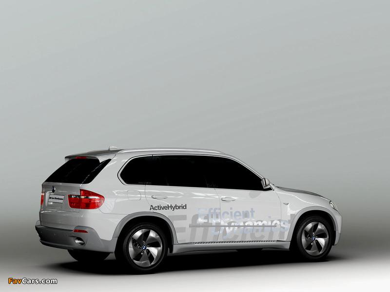 BMW X5 EfficientDynamics Concept (E70) 2008 images (800 x 600)