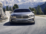 BMW Gran Lusso Coupé 2013 pictures