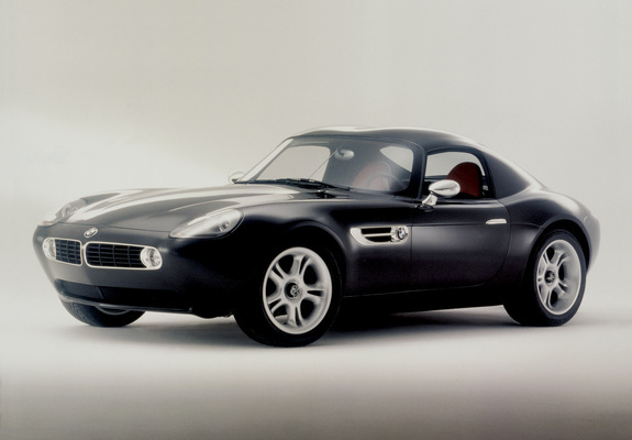 Images of BMW Z07 Concept 1997