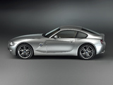 Images of BMW Z4 Coupe Concept (E85) 2005