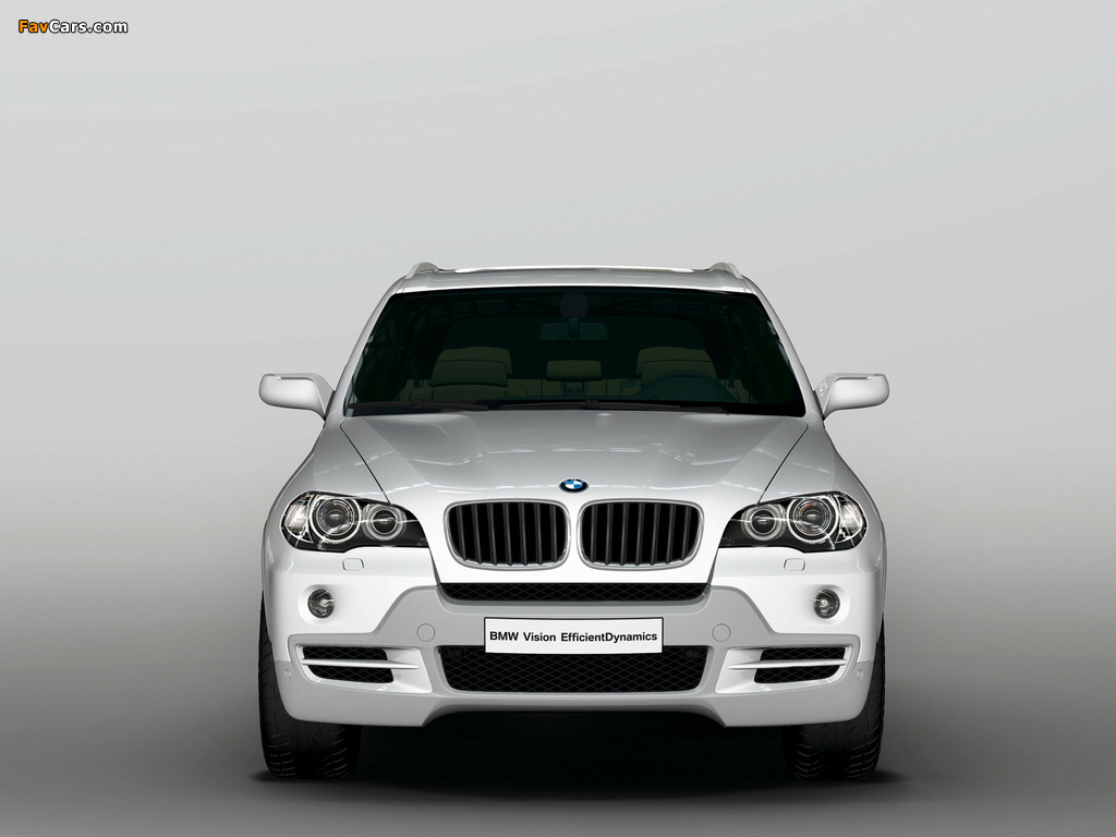 Images of BMW X5 EfficientDynamics Concept (E70) 2008 (1024 x 768)