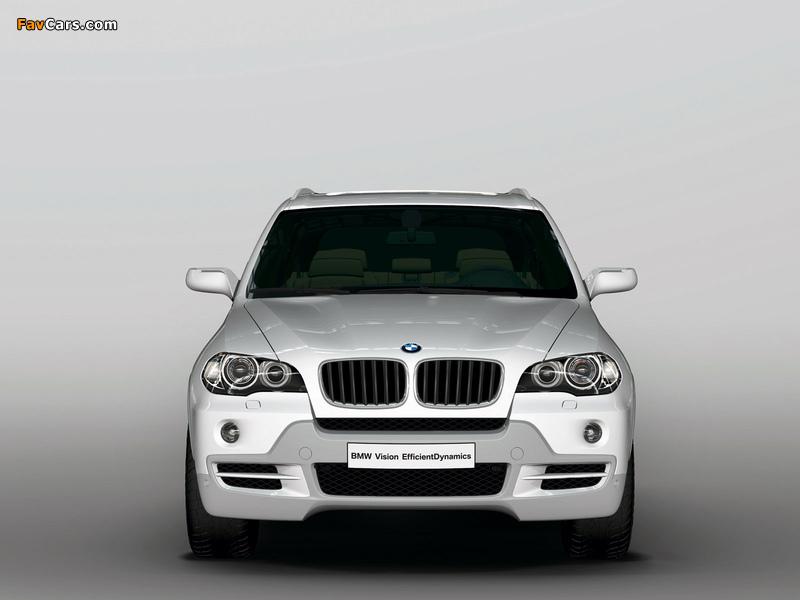 Images of BMW X5 EfficientDynamics Concept (E70) 2008 (800 x 600)