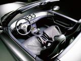 Photos of BMW Z18 Concept 1995