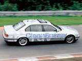 Photos of BMW 750hL CleanEnergy Concept (E38) 2000