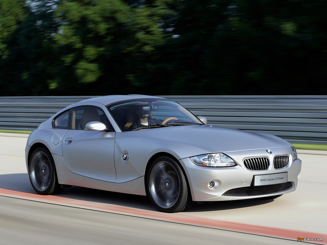 Photos Of Bmw Z4 Coupe Concept E85 2005 1280x960