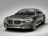 Photos of BMW Vision Future Luxury 2014