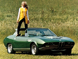 Pictures of BMW 2800 Spicup 1969
