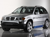 Pictures of BMW X5 Hybrid Concept (E53) 2001