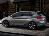 Pictures of BMW Concept Active Tourer 2012