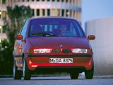 BMW Z11 (E1) Concept 1991 wallpapers