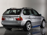BMW X5 Hybrid Concept (E53) 2001 wallpapers