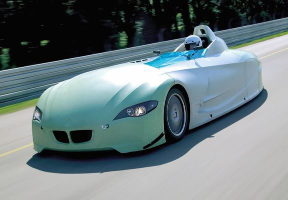 H2R Hydrogen Racecar Concept 2004 wallpapers