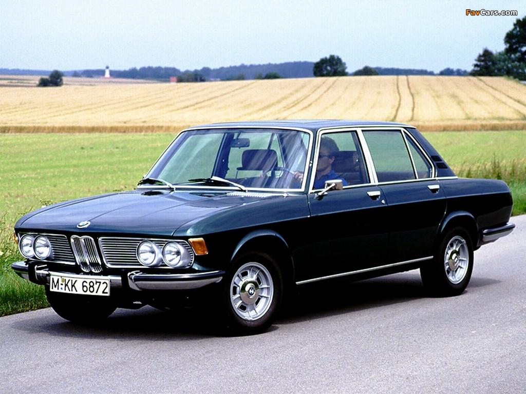 BMW 2500 (E3) 1968–77 photos (1024 x 768)