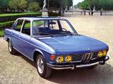 BMW 2500 (E3) 1968–77 photos