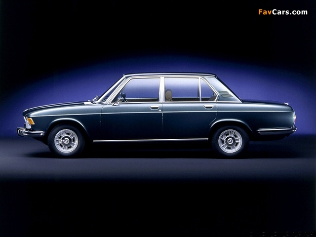BMW 2500 (E3) 1968–77 wallpapers (640 x 480)