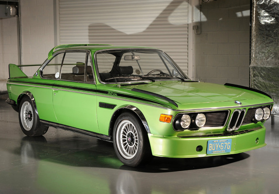 BMW 3.0 CSL (E9) 1971–73 wallpapers