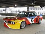 BMW 3.0 CSL Art Car by Alexander Calder (E9) 1975 photos