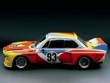 Pictures of BMW 3.0 CSL Art Car by Alexander Calder (E9) 1975