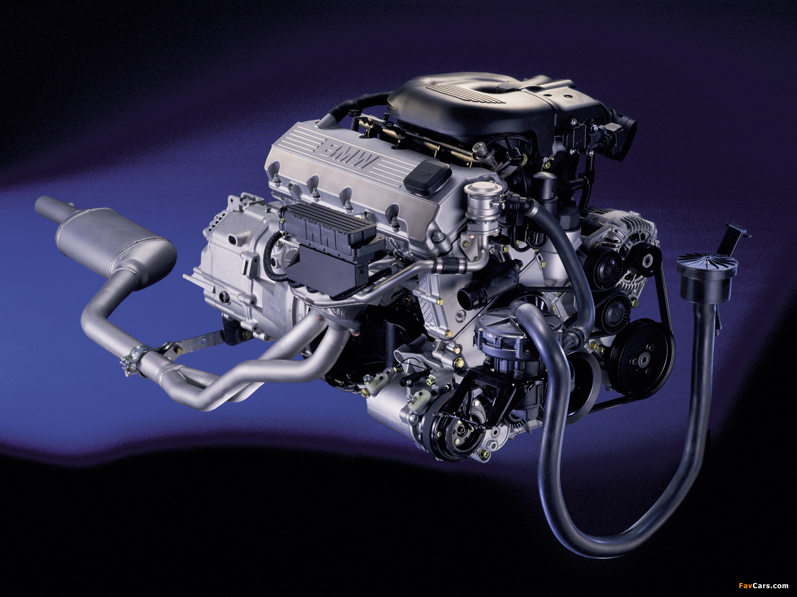 Engines Bmw M43 B19 Wallpapers 1600x1200