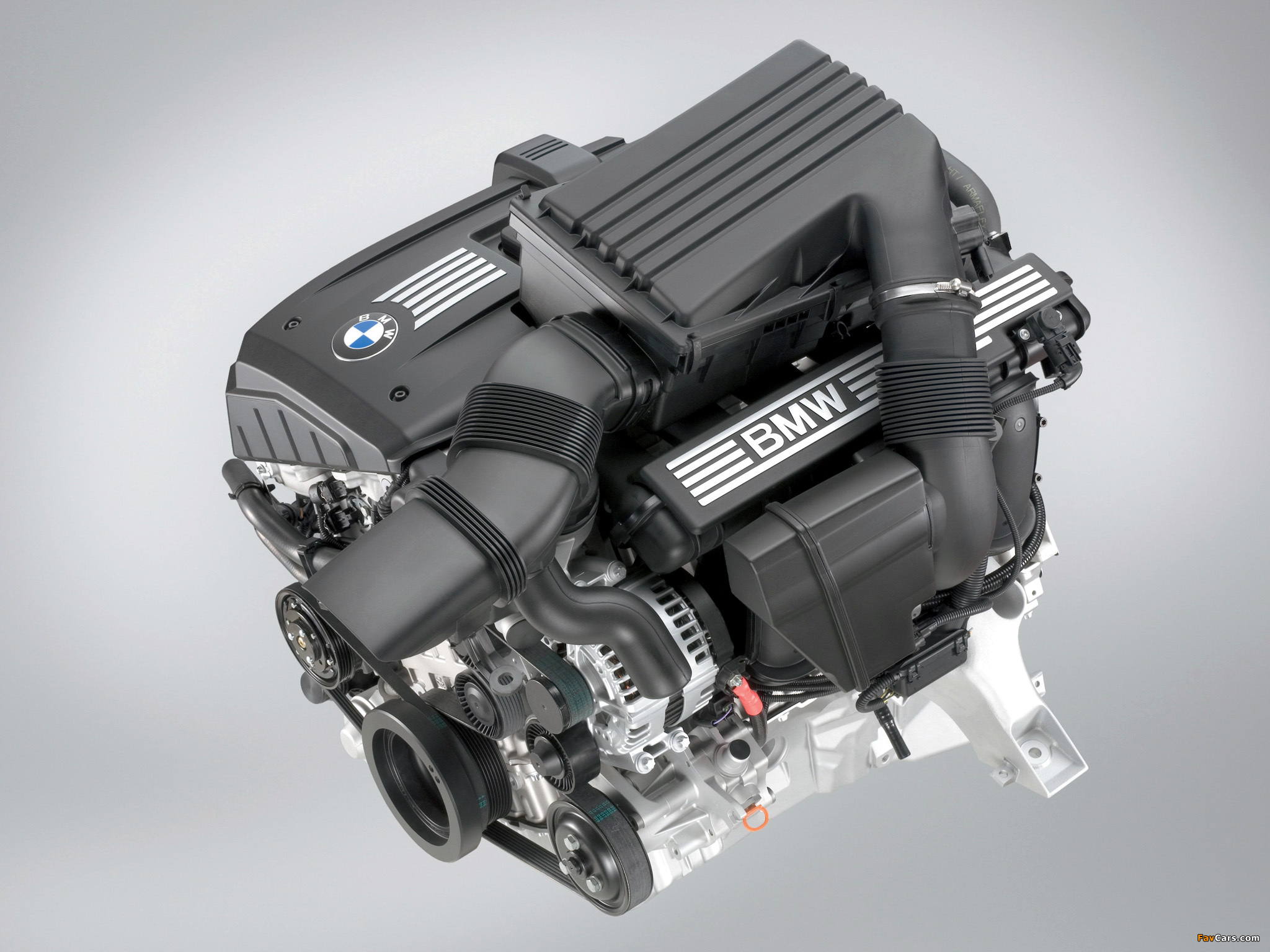 Engines Bmw M57 306 D3 Wallpapers 2048x1536