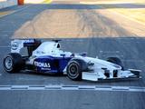 BMW Sauber F1-09 2009 photos