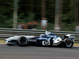 BMW WilliamsF1 FW25 2003 pictures