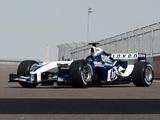 BMW WilliamsF1 FW26 (B) 2004 photos