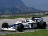 Photos of Brabham BT52 1983