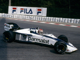 Pictures of Brabham BT52 1983