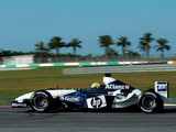 Pictures of BMW WilliamsF1 FW25 2003