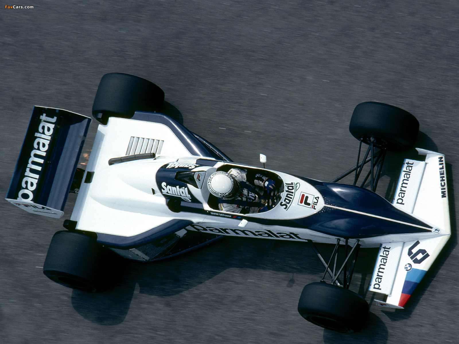 Brabham Bt52 1983 Wallpapers 1600x1200