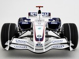 BMW Sauber F1-07 2007 wallpapers