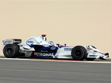 BMW Sauber F1-08 2008 wallpapers