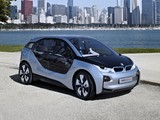 BMW i3 Concept 2011 pictures