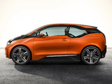 Pictures of BMW i3 Concept Coupé 2012
