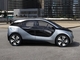 BMW i3 Concept 2011 wallpapers