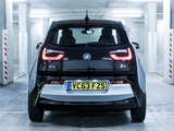 Wallpapers of BMW i3 UK-spec 2013