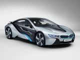BMW i8 Concept 2011 pictures