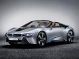 BMW i8 Concept Spyder 2012 images
