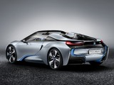 BMW i8 Concept Spyder 2012 pictures