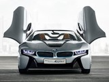 BMW i8 Concept Spyder 2012 wallpapers