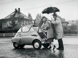 BMW Isetta 250 1955–56 photos